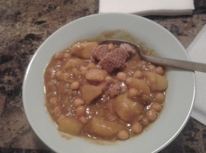samosa stew